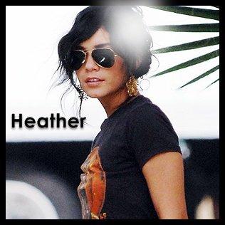 Chapitre1: POV Heather
