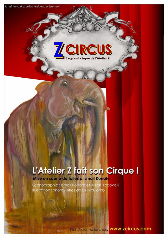 Souvenirs du Z Circus !