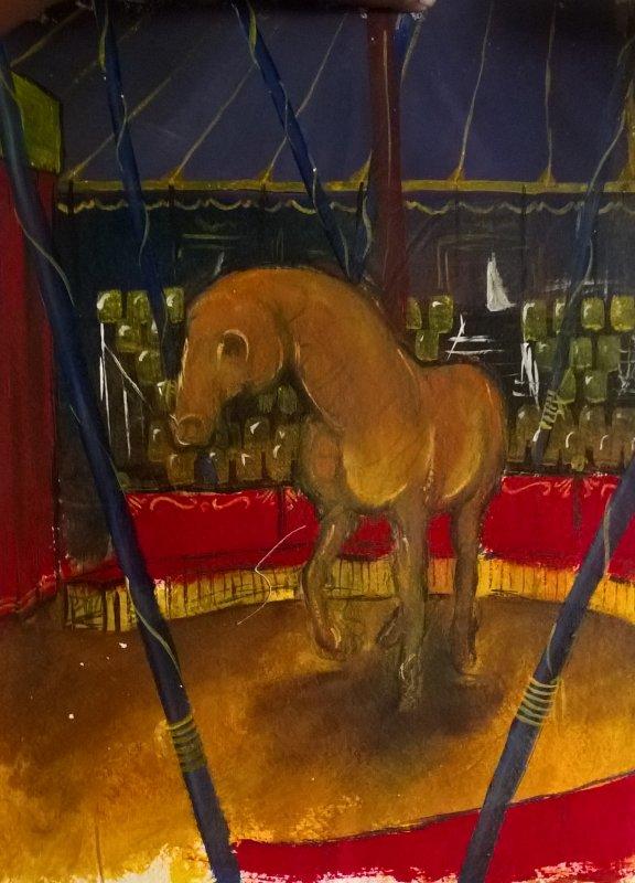Cirque et cheval