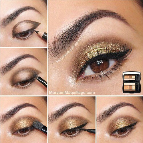 DIY : TUTO MAKE-UP 1
