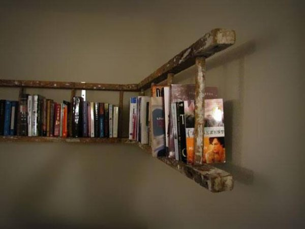 DIY : ETAGERE ORIGINALE