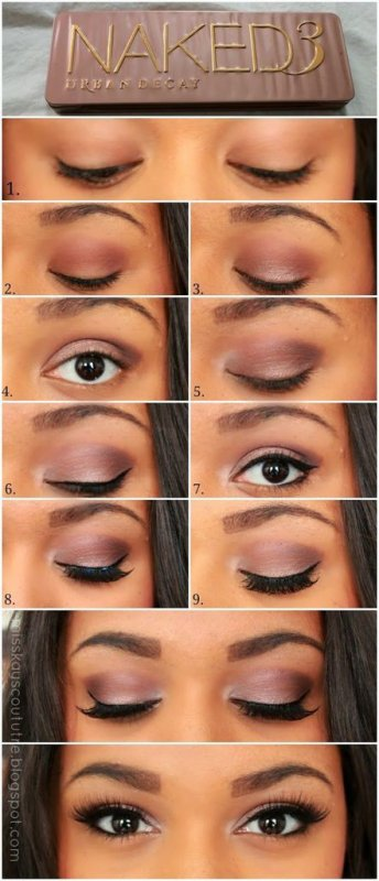 TUTO : MAKE-UP 10