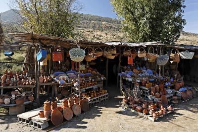 l\'artisanat algerien ( ici c\'est de la poterie en kabylie) - jasmin ...