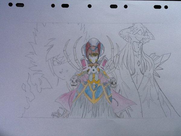 """Illustration """" Les Legendaires """""""