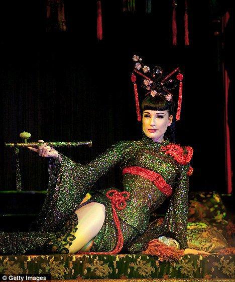 Divine Geisha