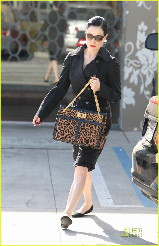 Le 25 janvier à  Beverly Hills