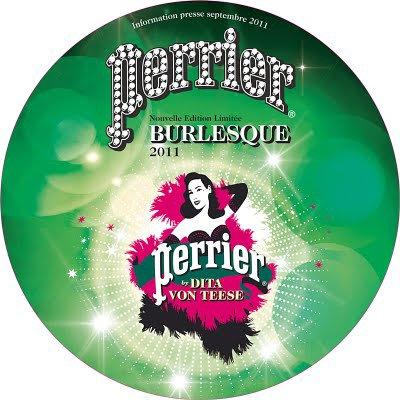 Perrier burlesque