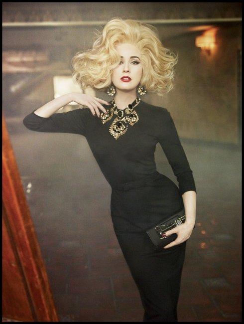 En blonde platine pur C Magazine