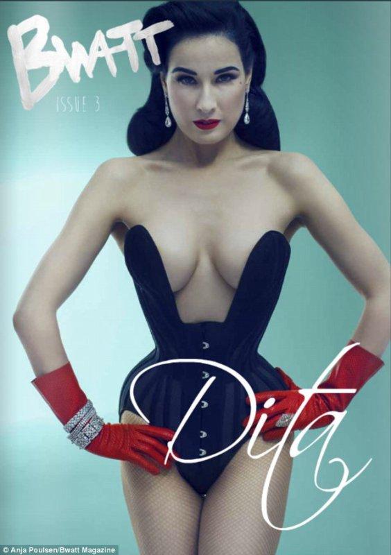 Pour Bwatt magazine