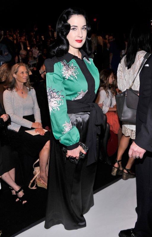 A la fashion week de New York