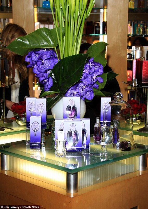 Un nouveau parfum