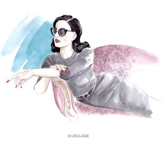 Dita par Lena Ker