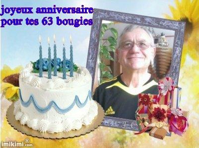 *************joyeux anniversaire papa,pour tes 63 bougies************