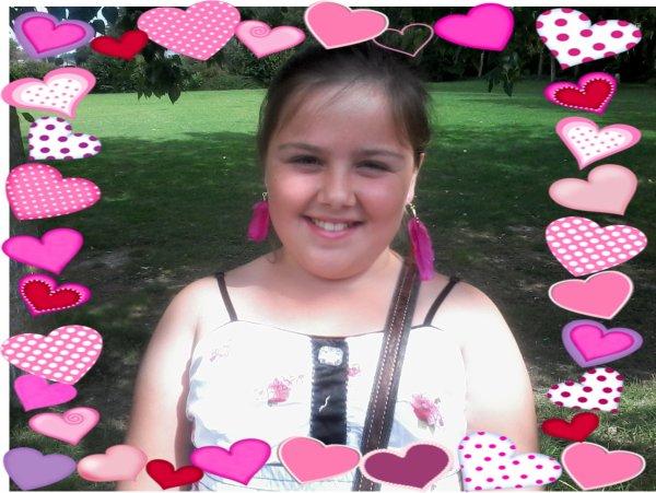 **************Ma fille que j aime de tout mon coeur*************