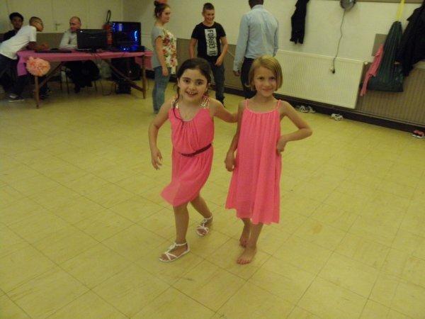 Mes 2 petites fille