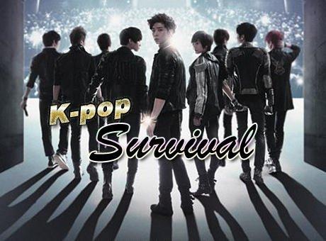k pop extreme survival  K-POP 최강 서바이벌