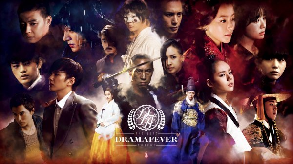 The 2012 DRAMAFEVER Awards !!