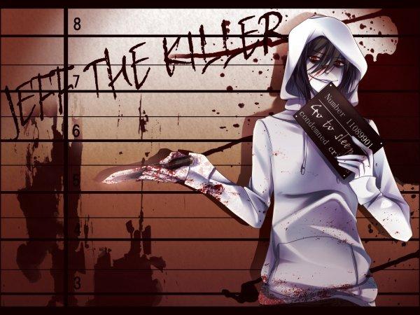 Jeff The Killer: Le tueur au sourire de sang