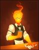 Grillby: Un feu ardent~