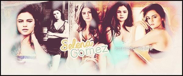 .  ● Suivez le quotidien de la sublime actrice/chanteuse Selena Gomez à travers le blog Découvrez toute son actualité au jour le jour : candids, events, photoshoots, apparitions TV, films et bien plus encore.. .