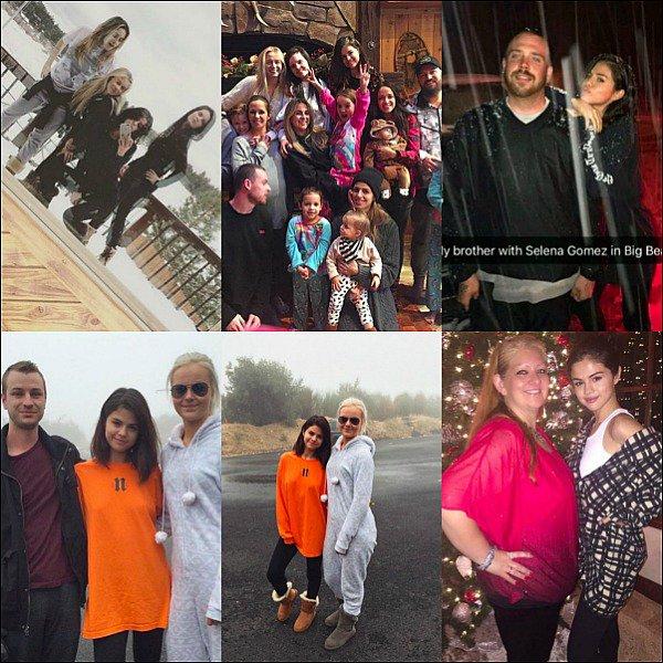 . • Découvrez quelques photos personnelles de S. et ses proches, ainsi qu'avec des fans ! .