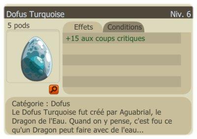 Dofus Turquoise ! =D