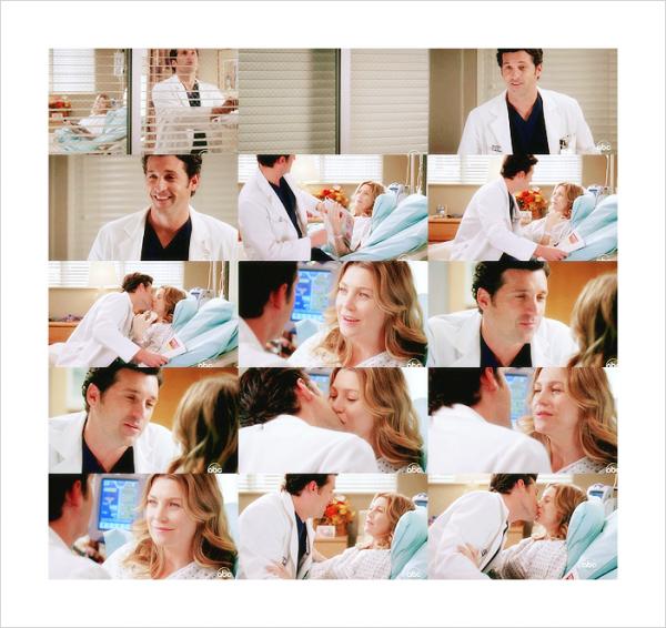 Meredith et Derek : épisode 4 : saison 6