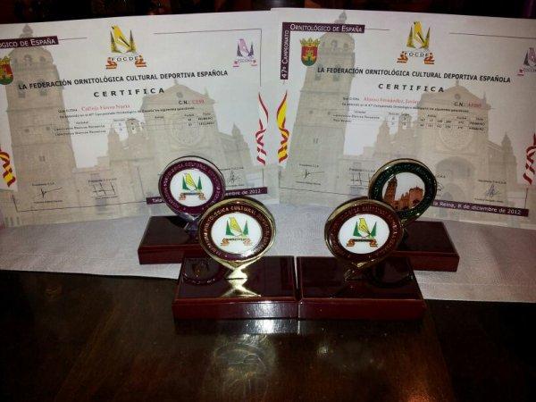 campeonato de españa 2012 talavera de la reina