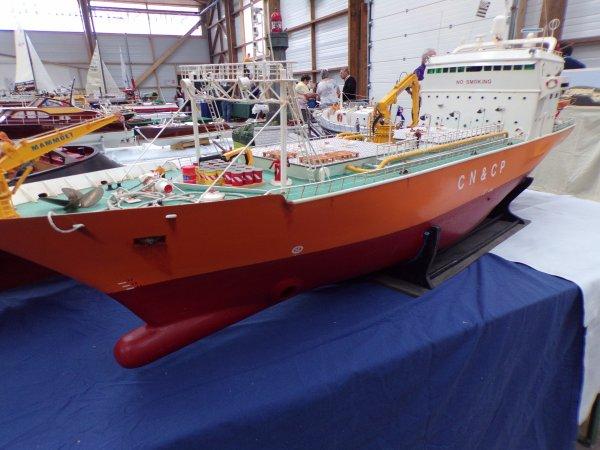 DINAN 2018 !!! 09 !! d'autres bateaux !!