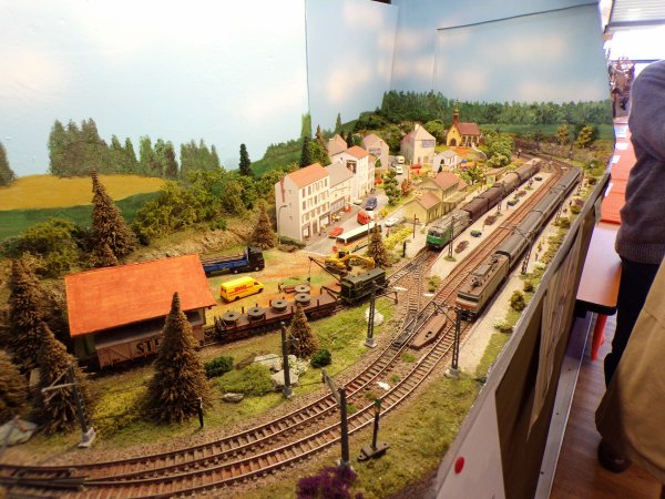 sainte marie 2018 (10 km de Redon ) 6 du chemin de fer !!