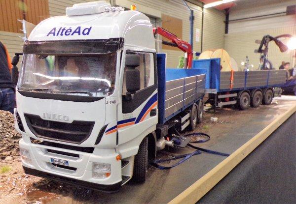 cholet 2018 !! 21 !!! 2 camions remorque !!