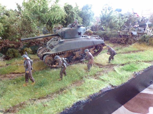 DONVILLE LES BAINS 2019 !! 07 !!! la bataille de Normandie !!