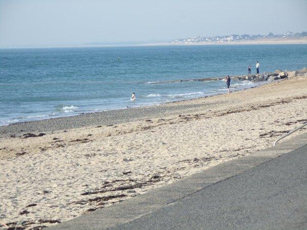 DONVILLE 2019 !!10 !!! une petite balade a la plage !!