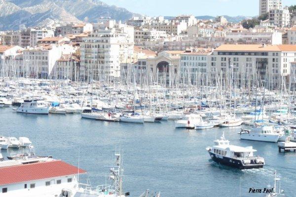 Depuis le fort Saint Jean  - Mucem ( Marseille )  photos Pierre Paul