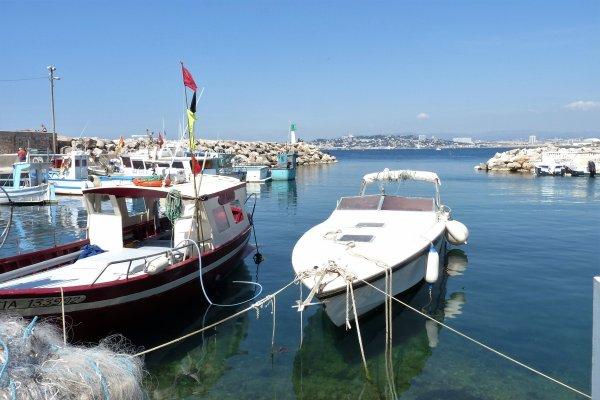 Marseille- -Madrague de Montredon- Photo Pierre Paul