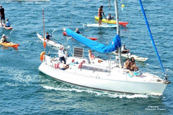Retour sur Septembre en mer (2016 ) à Marseille