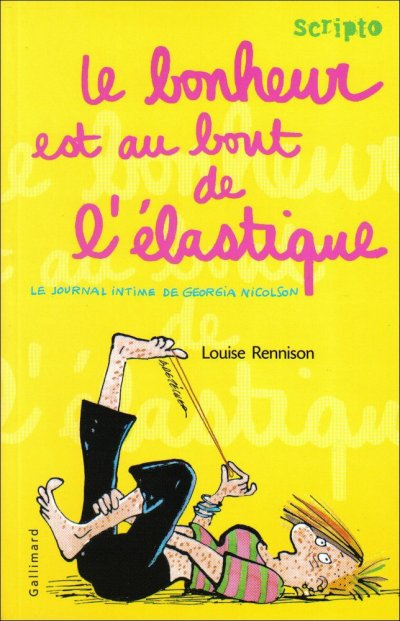 Le journal intime de Georgia Nicolson de Louise Rennison