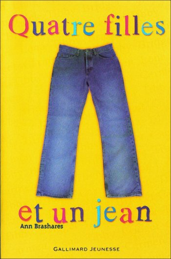 4 filles et un jean de Ann Brashares