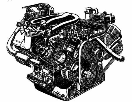 La Fin de vie du V6 PRV