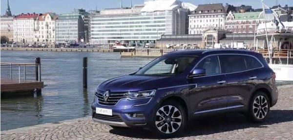 Le nouveau Renault KOLEOS