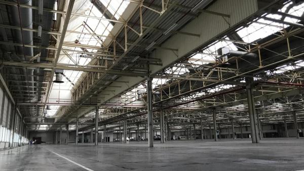 La FM a cédé un bâtiment de 45 000 m2 au logisticien Bils-Deroo