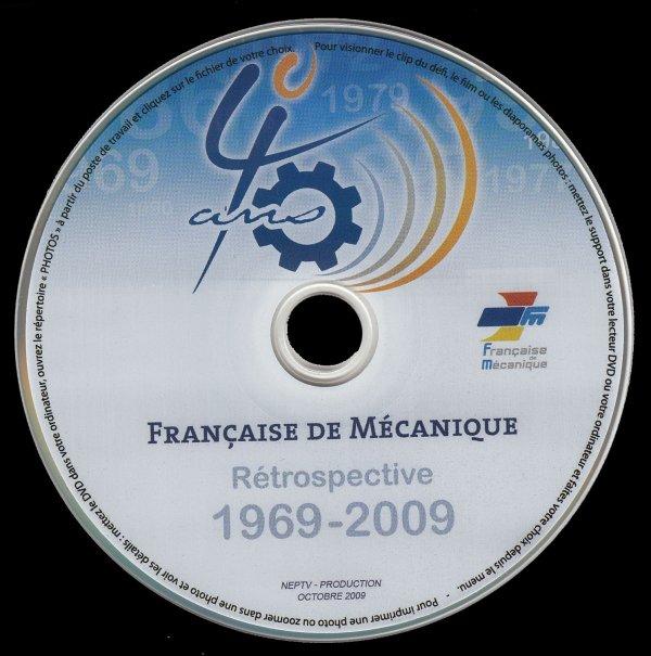 40 ans de la FM -1969 - 2009
