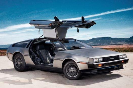 Tout savoir sur DeLorean