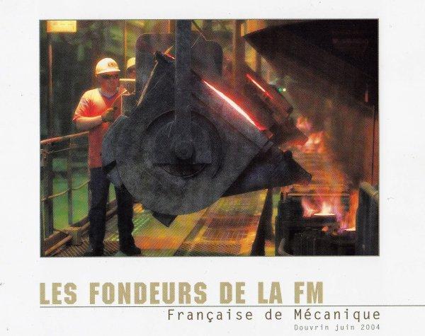 Livre de la Fonderie FM