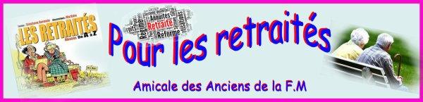 Pour les retraités