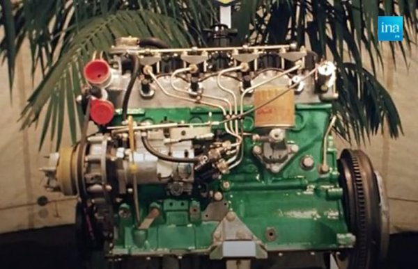 Le millionième moteur diesel sorti de l'usine Peugeot de Fives