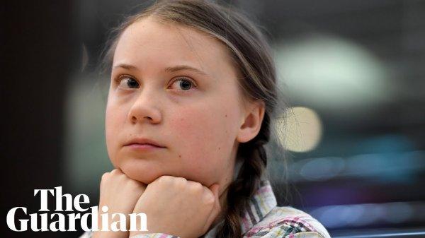 Petit message à Greta Thunberg , je transmets