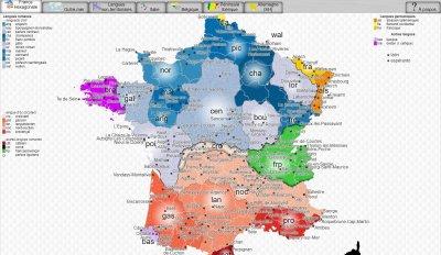 Atlas sonore des langues régionales de France (et d'ailleurs)
