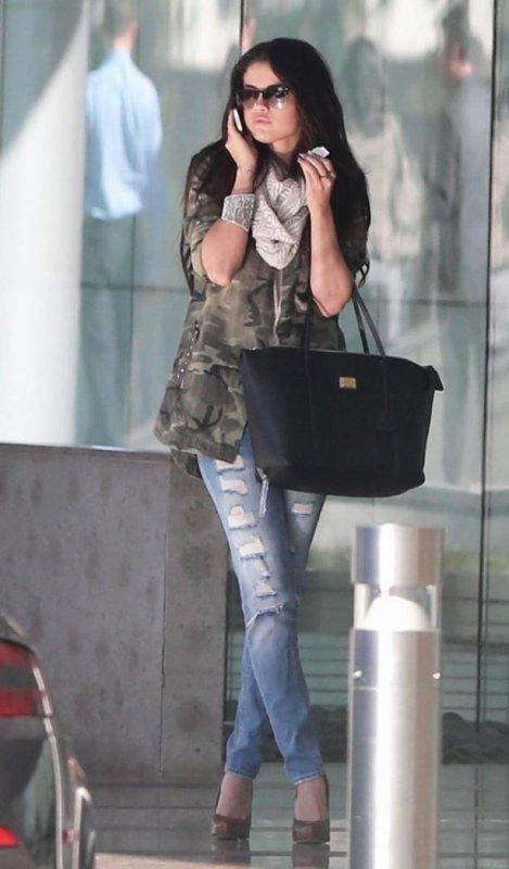 Selena pour un rdv professionnel