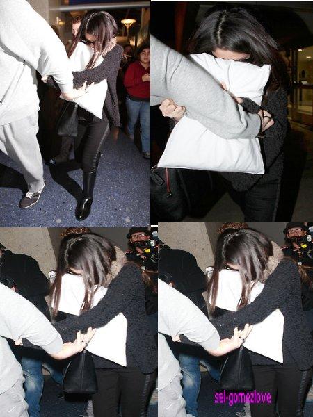 Selena à Lax